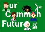 "Logo/Key Visual ""Our Common Future"""